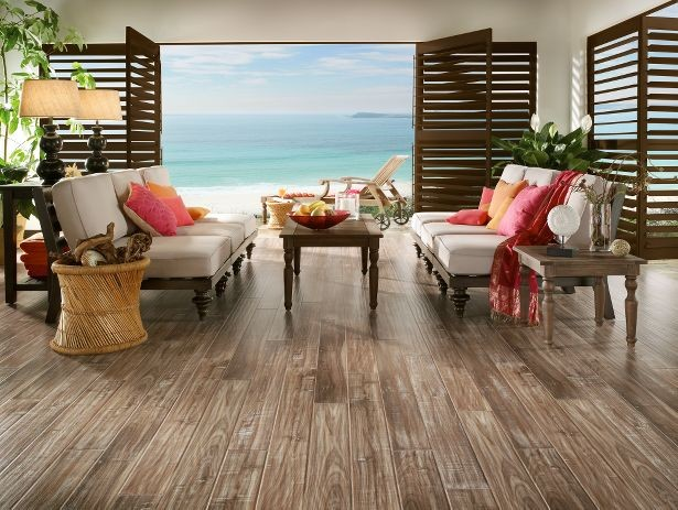Coastal Living - Whitewashed Walnut - Armstrong Laminate Flooring