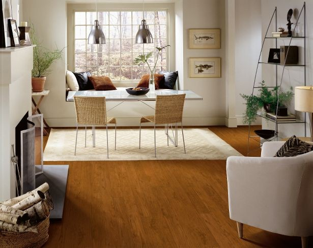 Illusions - Native Cherry - Armstrong Laminate Flooring