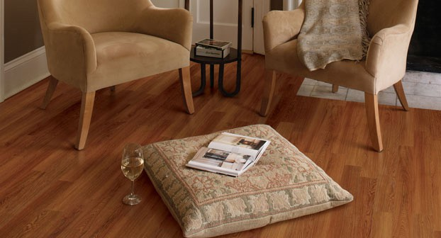 Adura - Spalted Georgia Maple - Mannington Luxury Vinyl Plank Flooring