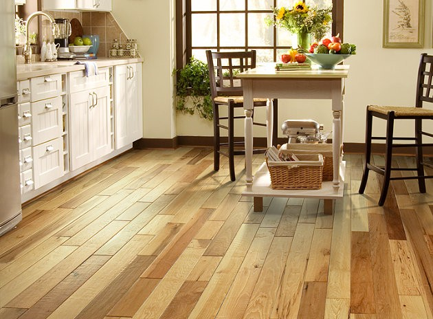 6 beautiful floors from 3 awesome flooring manufacturers for Hardwood floor choices