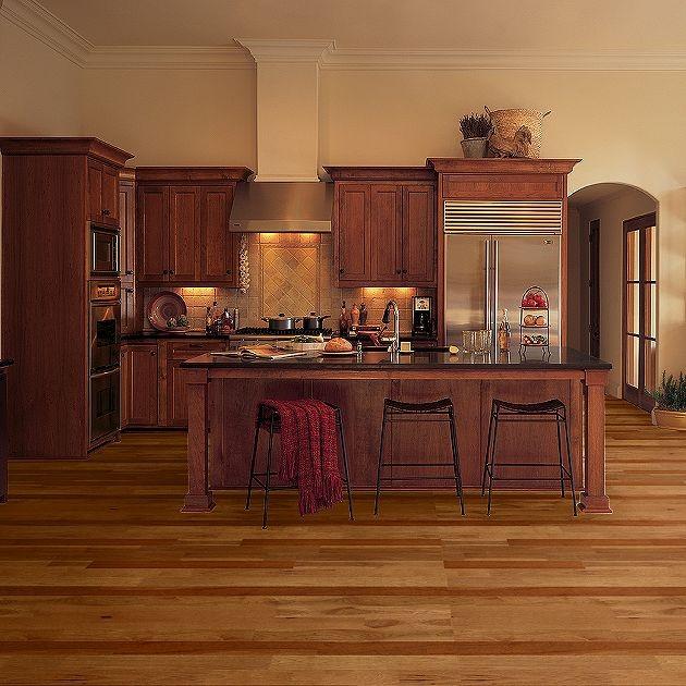 Solid Hickory - Shaw Hardwood Flooring