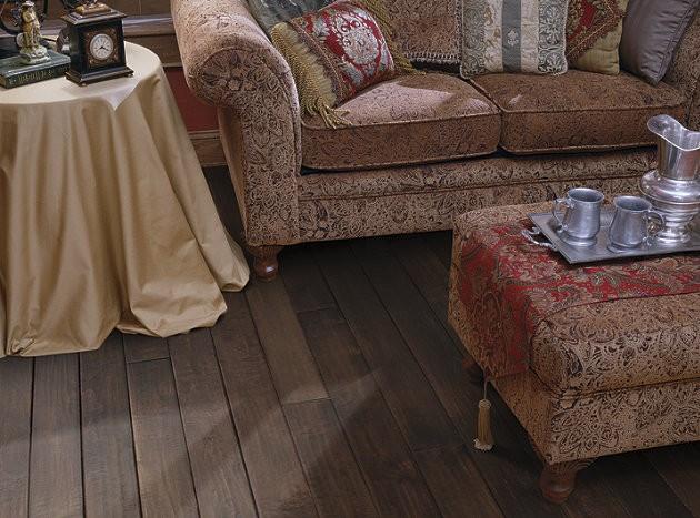 Lewis & Clark - Shaw Hand Scraped Hardwood Flooring