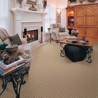 Stanton Woodland Woven Carpet