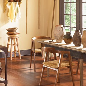 Bahia Brazilian Cherry Natural - Mohawk Solid Hardwood Flooring