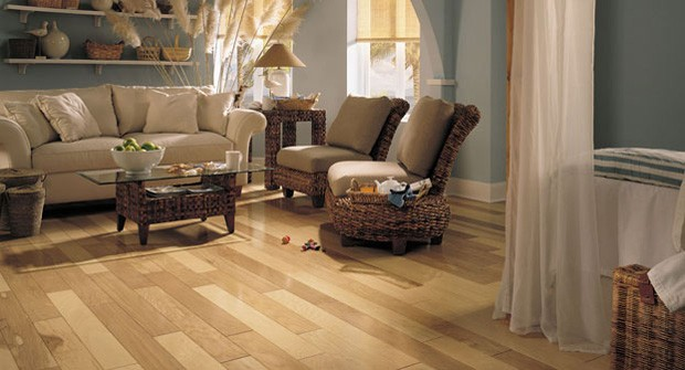 Blue Ridge Hickory - Mannington Engineered Hardwood Flooring