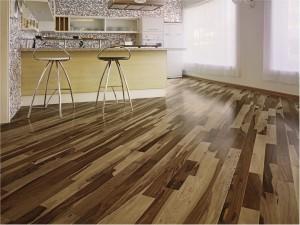 Brazilian Pecan Triangulo Exotic - Engineered Hardwood Flooring