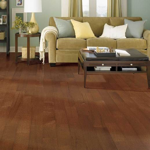 Cappuccino Maple - Century Rutledge Engineered Floating Wood Flooring