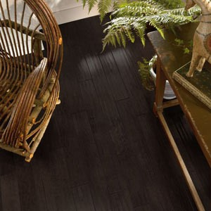 Black Hardwood Flooring Unique And Stunning