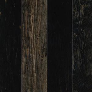 Black Hardwood Floor bamboo flooring is considered a hardwood floor although bamboo is technically a grass this Tescott Maple Mohawk Black Hardwood Floor