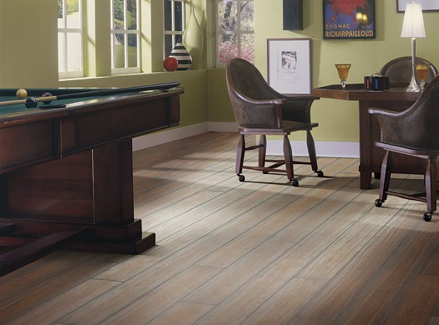 Chateau Walnut - Shaw Laminate Flooring