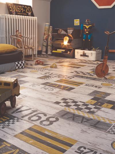 Bored Of Your Boards Fun And Interesting Tarkett Flooring