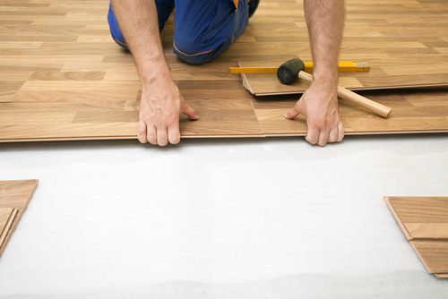 Laminate-Flooring-Is-Simple-To-Install-Without-Having-To-Pay-For-Professional-Installation