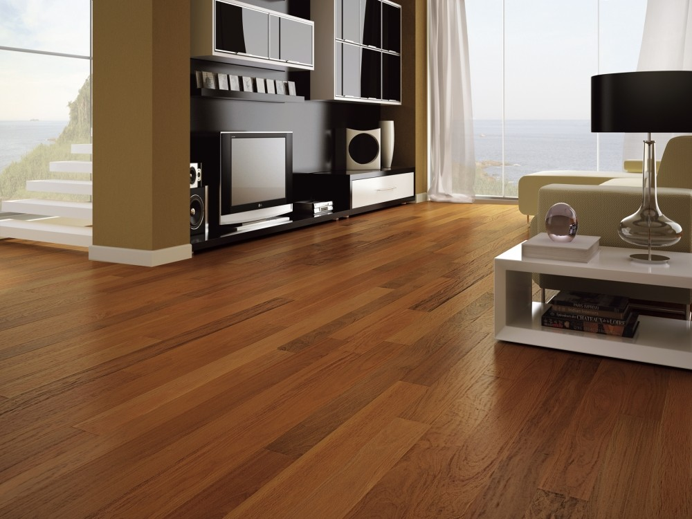 The basics of brazilian walnut hardwood flooring georgia for Hardwood floor choices