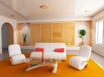 Orange-Carpet
