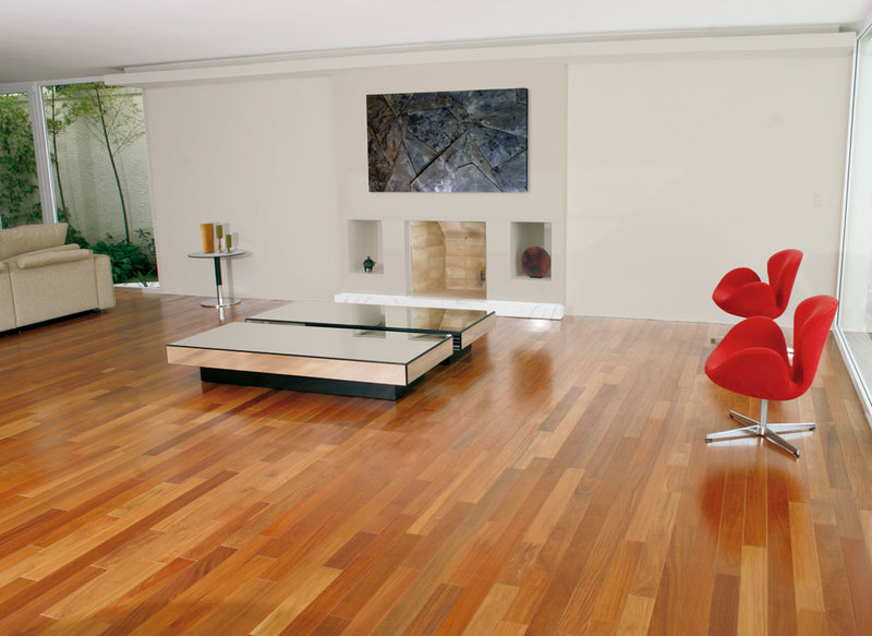 Three exotic hardwood options you will love georgia for Exotic wood flooring