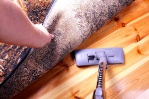 Vacuum-Area-Rug-Hardwood-Floors