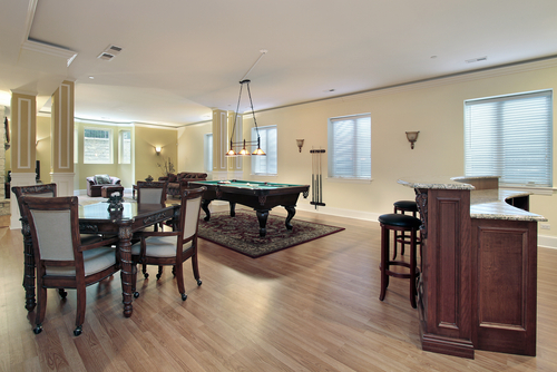 Hardwood Basement Flooring Options