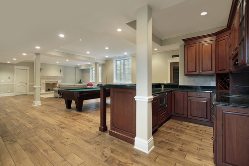 Laminate Basement Flooring Options
